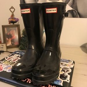 Hunter Short Rain Boots